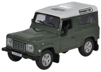 Land Rover Defender 90 Station Wagon 2013