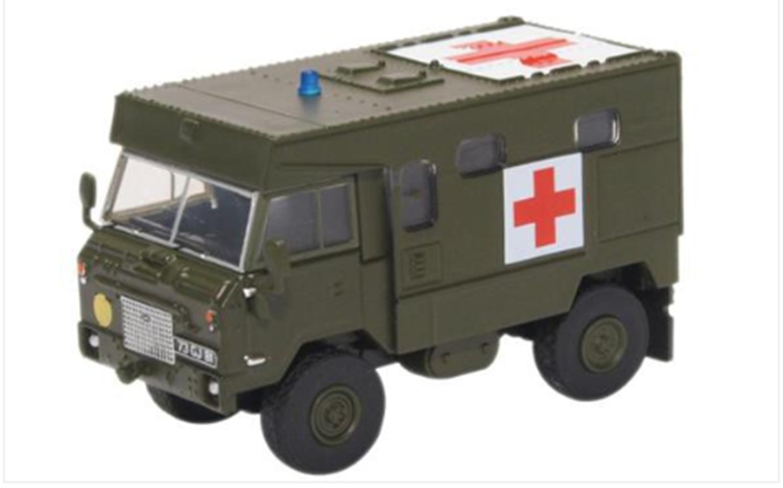 Land Rover FC Ambulance Nato Green