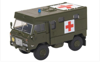 Land Rover FC Ambulance Nato Green