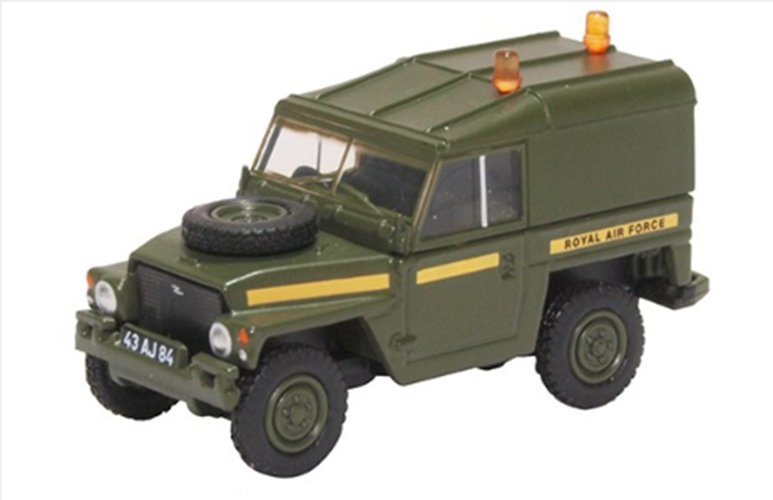 76LRL005 Land Rover Lightweight RAF