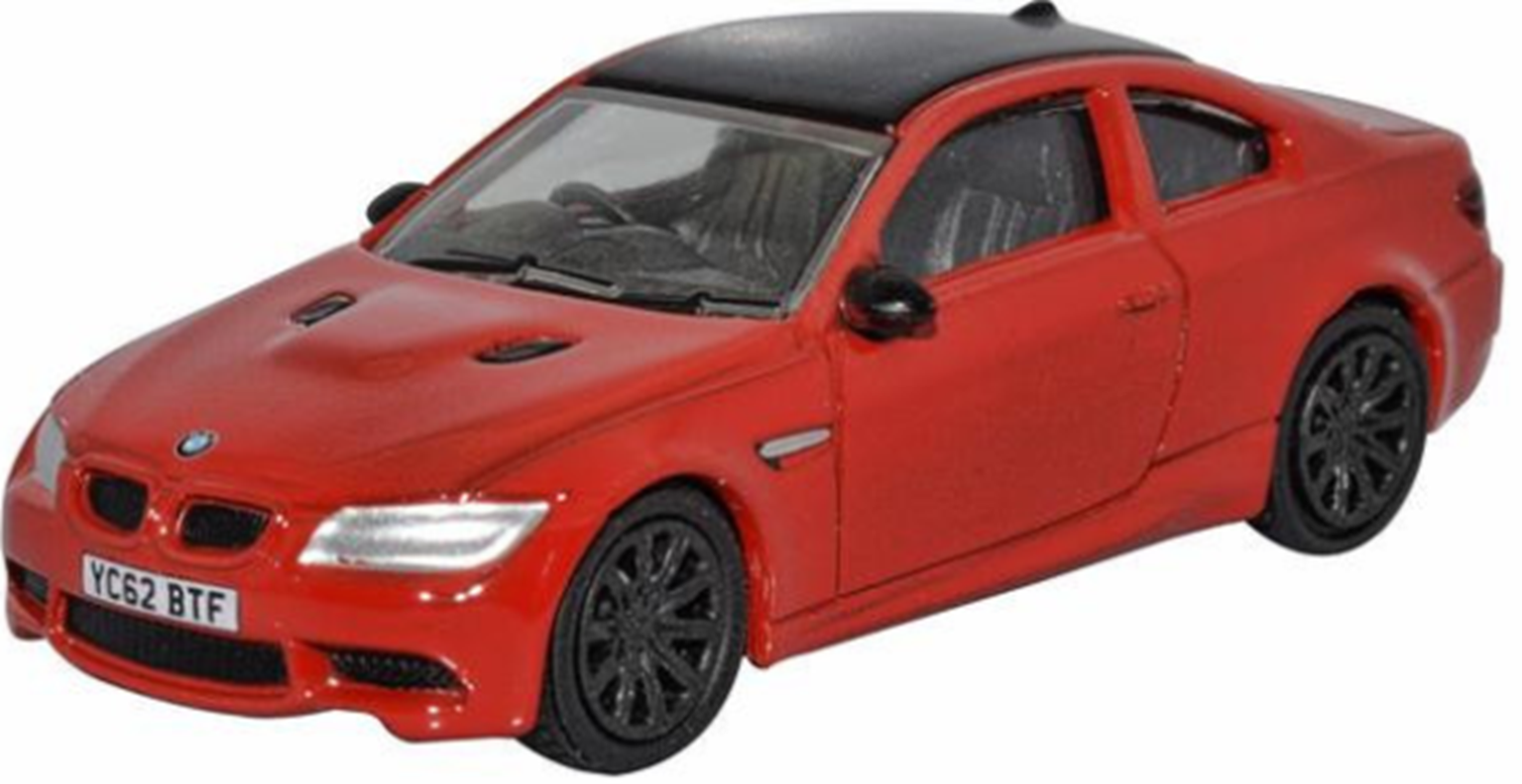 BMW M3 Coupe Imola Red