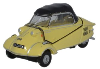 Messerschmitt KR200 Cabrio Mimosa Yellow