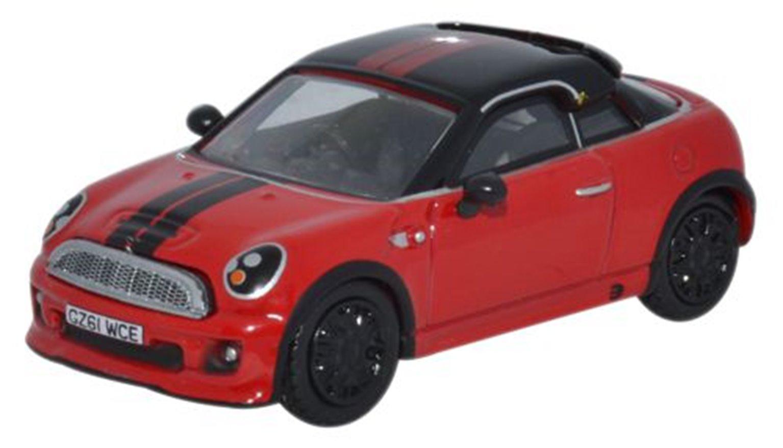 Mini Coupe Chilli Red/Black