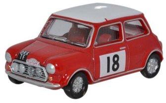 MINI COOPER S MkII 1968 - MONTE CARLO RALLY