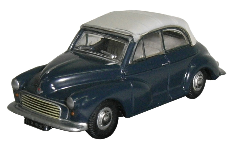 Morris Minor Convertible Closed Blue/Grey