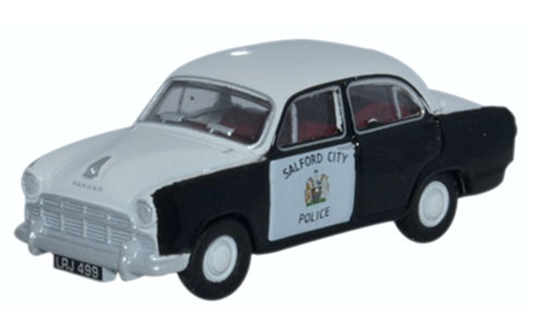 Morris Oxford Salford City Police