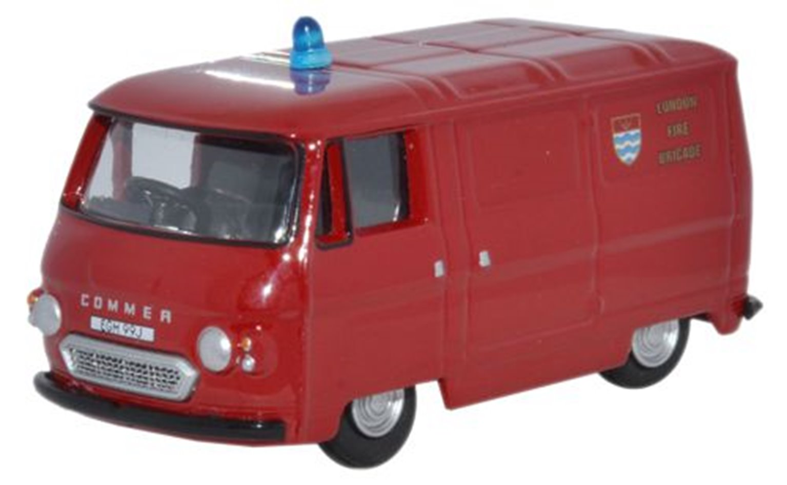 Commer PB Van London Fire Brigade
