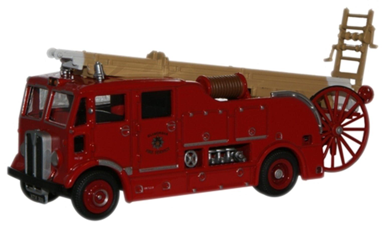 Regent Fire Engine Glamorgan Fire Service