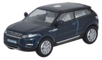 Range Rover Evoque 2 Door Coupe Baltic Blue