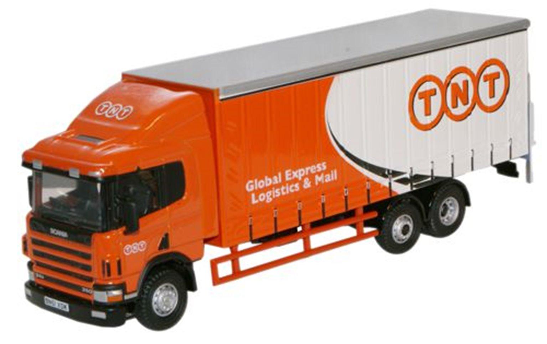 Scania 94 6 Wheel Curtainside TNT