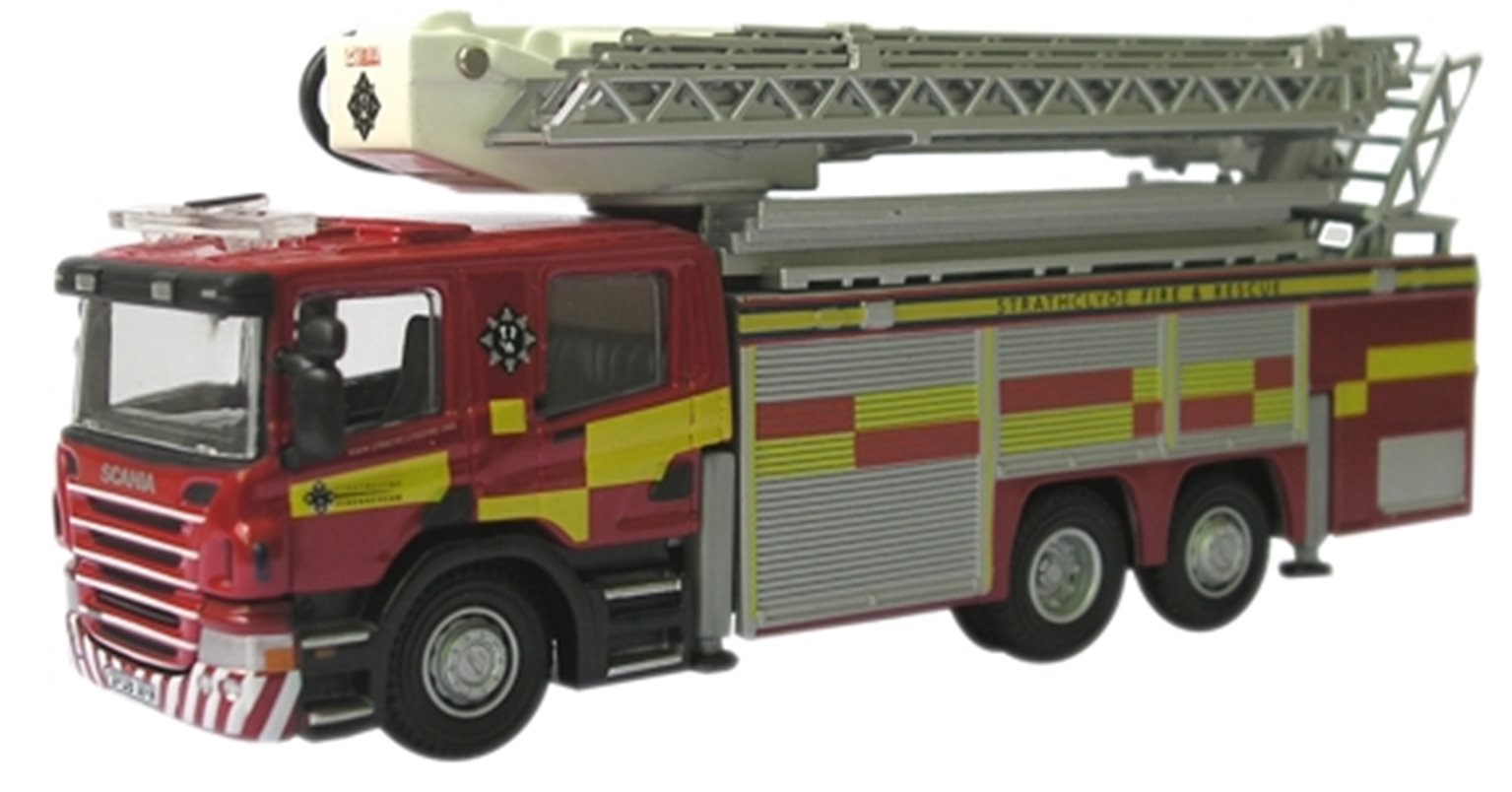 Strathclyde Fire and Rescue Aerial Rescue Pump