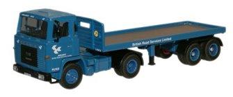 Scania 110 Flatbed BRS