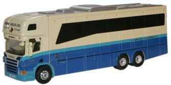 Eric Gillie Scania Horsebox