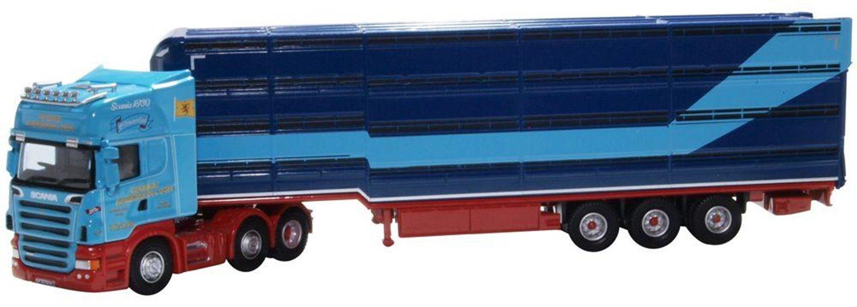 76SCA01LT Scania Houghton Parkhouse Livestock Transporter George