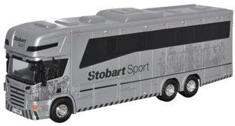 Eddie Stobart Scania Horsebox