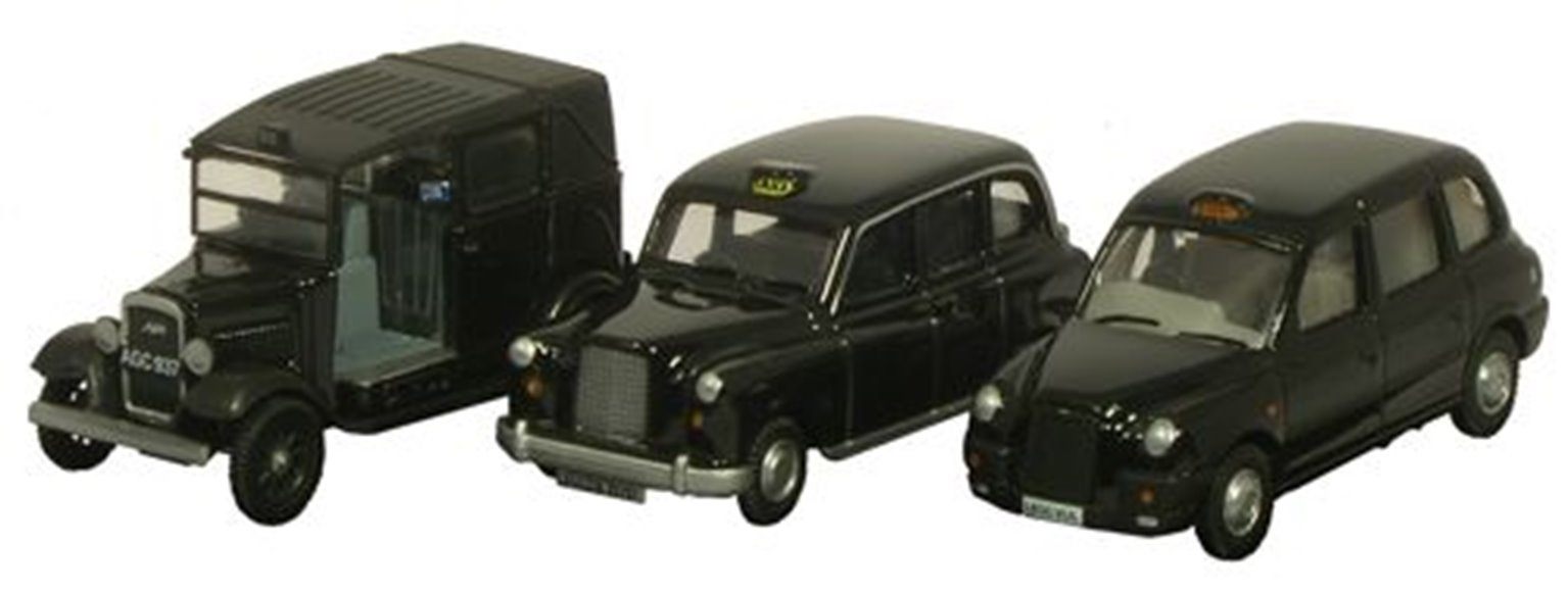 Set of 3 Taxi