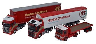 Hayton Coulthard Centenary Set (3)