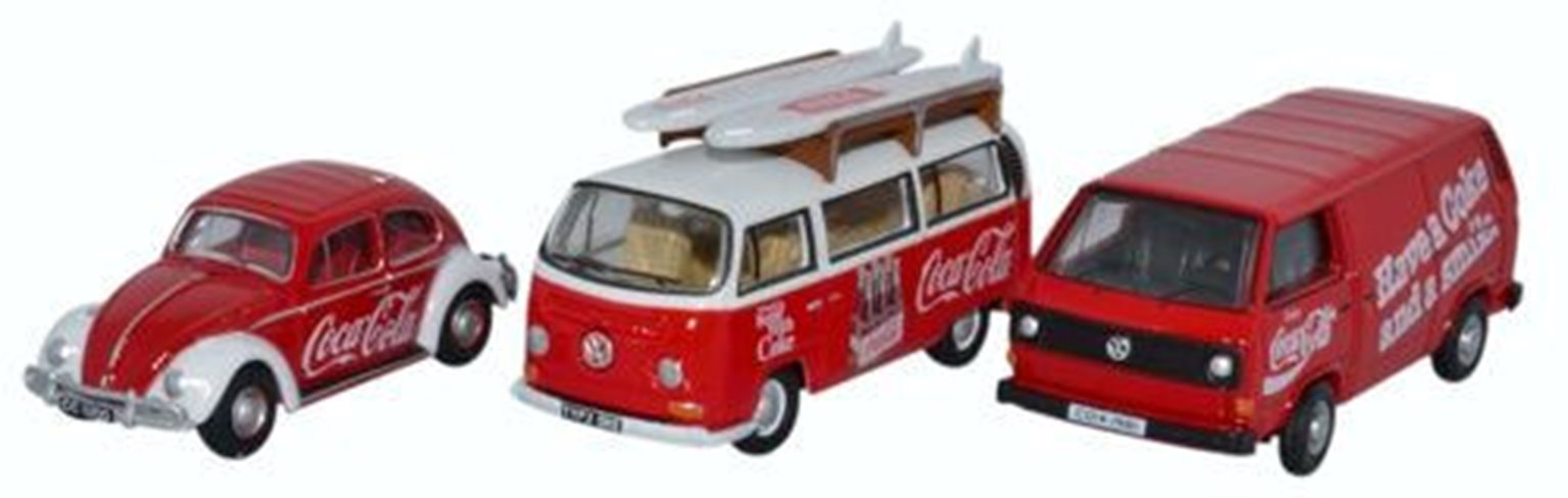 Set - VW Coca Cola (3)