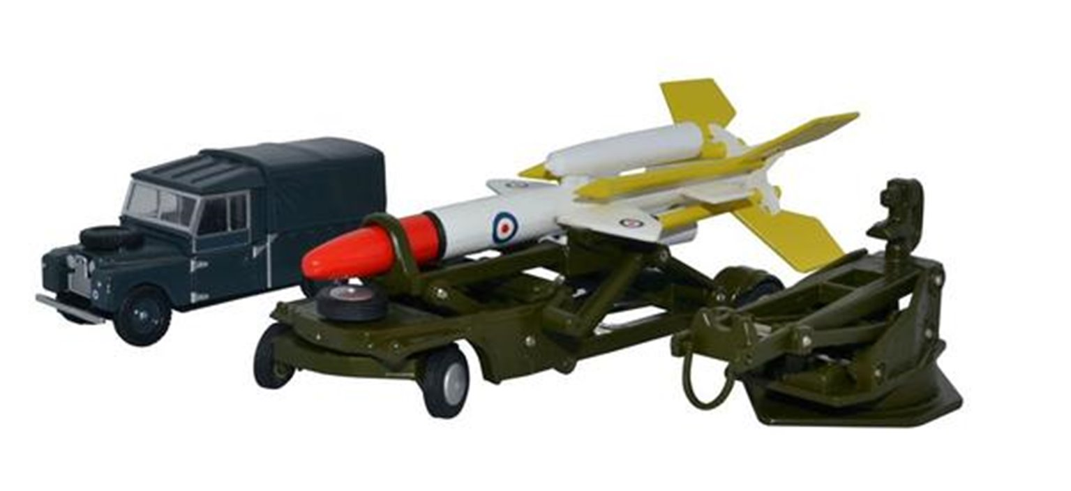 Set - Bloodhound Missile Launcher