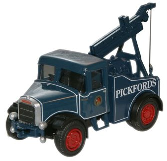 Pickfords Scammell Highwayman Crane