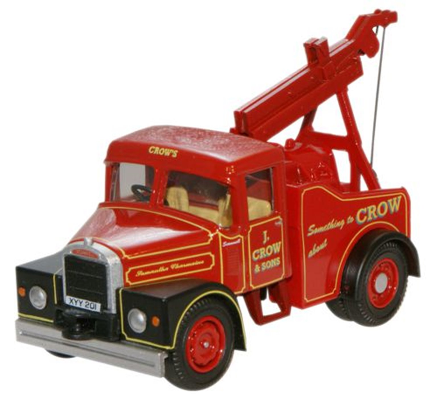 Crows Scammell Highwayman Crane