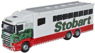 Eddie Stobart Scania Highline Horsebox