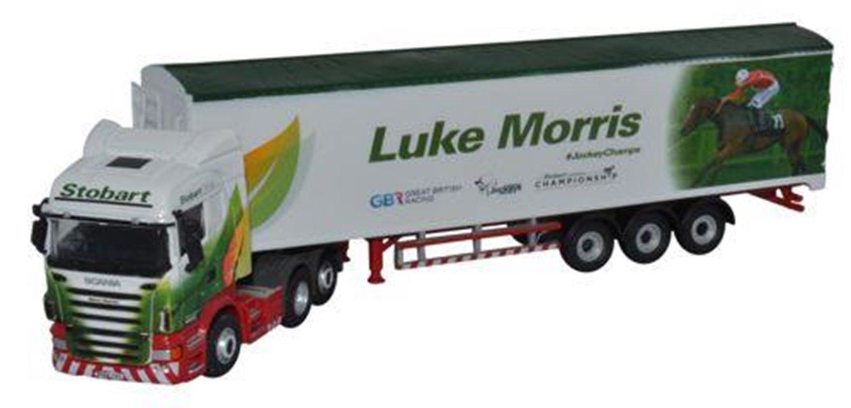 Stobart Lorry - Luke Morris