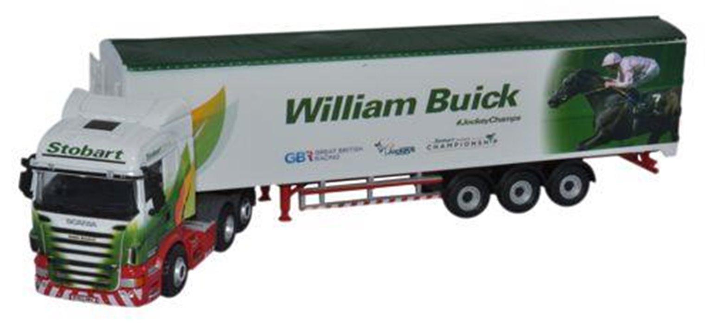 Stobart Lorry - William Buick