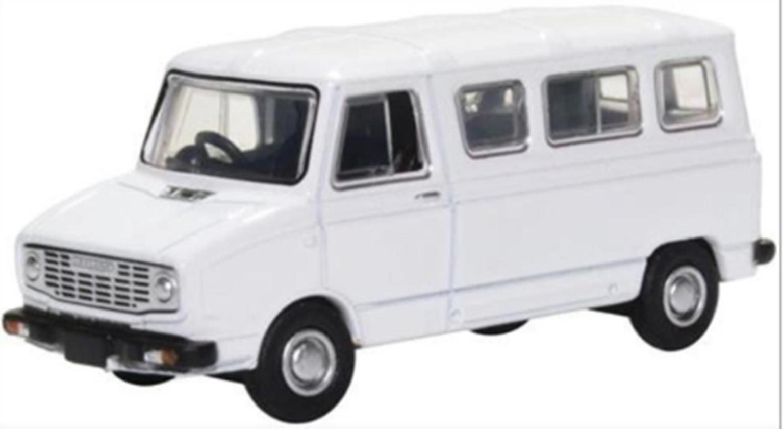 Sherpa Minibus White