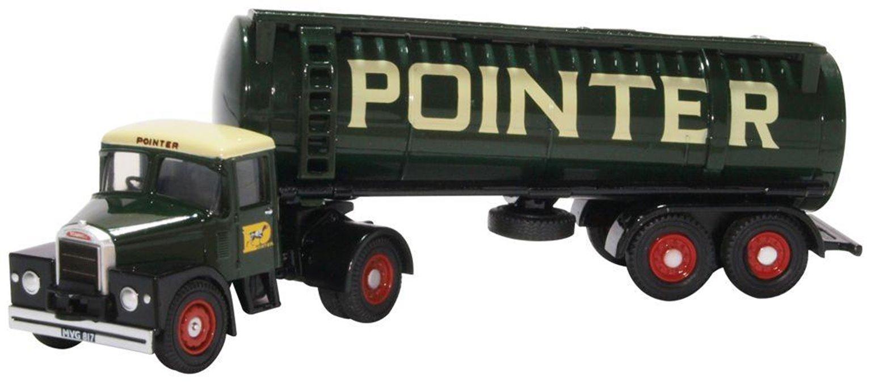 76SHT002 Scammell Highwayman Tanker Pointer
