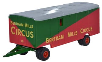 Showmans Trailer Bertram Mills