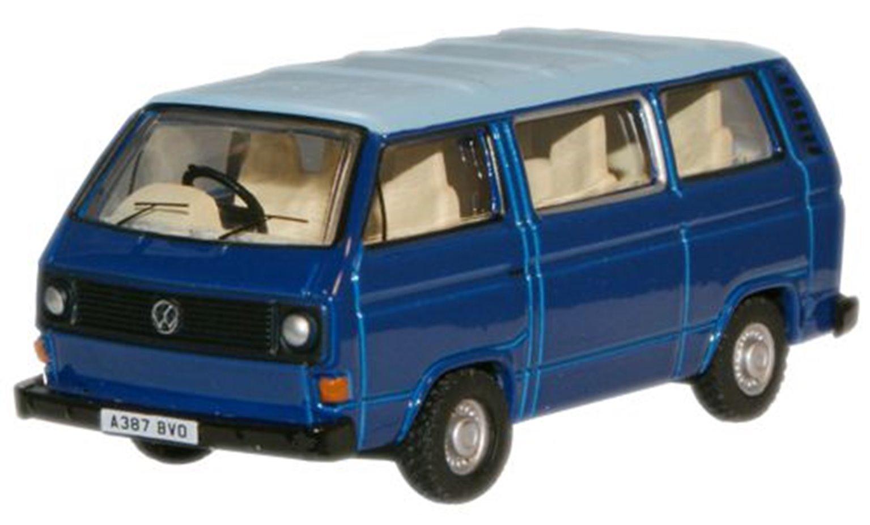 Cornat Blue Guinea Blue VW T25 Bus