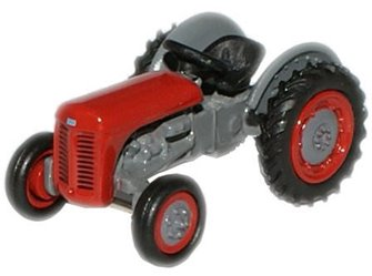 Red Ferguson TEA Tractor