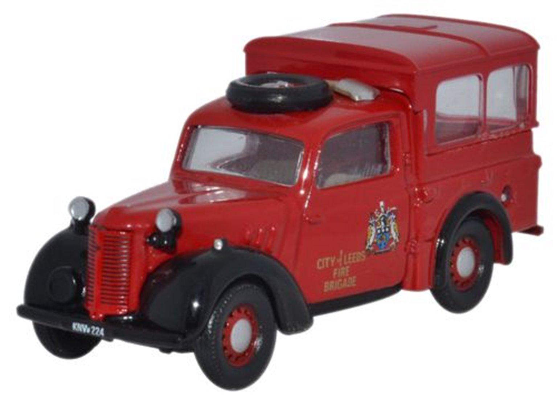 Austin Tilly City of Leeds Fire Brigade