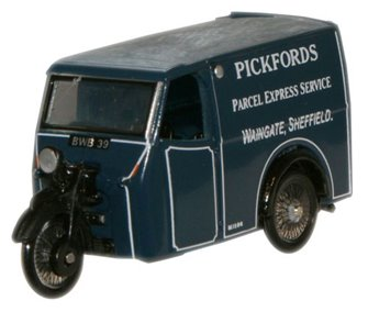 Pickfords Tricycle Van