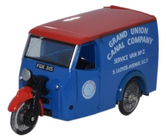 Tricycle Van Grand Union Canal Company