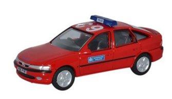 Vauxhall Vectra Metropolitan Police