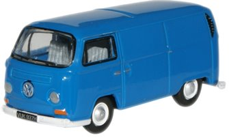 Regatta Blue VW Van
