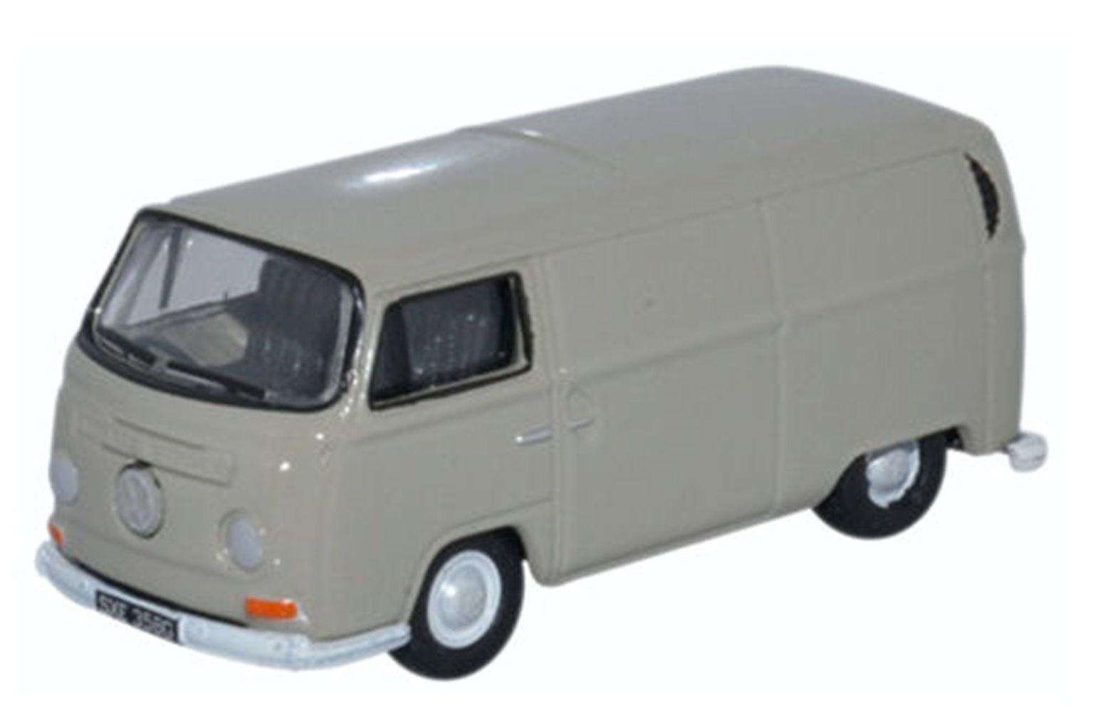 VW Bay Window Van Light Grey