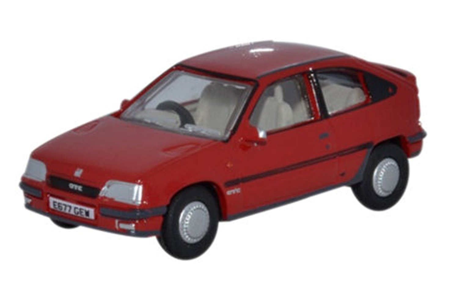 Vauxhall Astra MkII Red