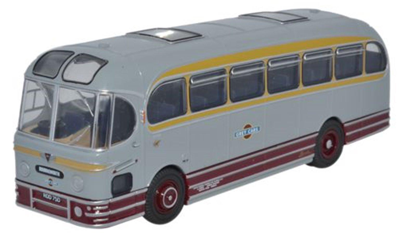 Weymann Fanfare Grey Cars AEC