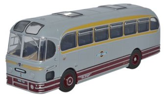 Weymann Fanfare Grey Cars AEC