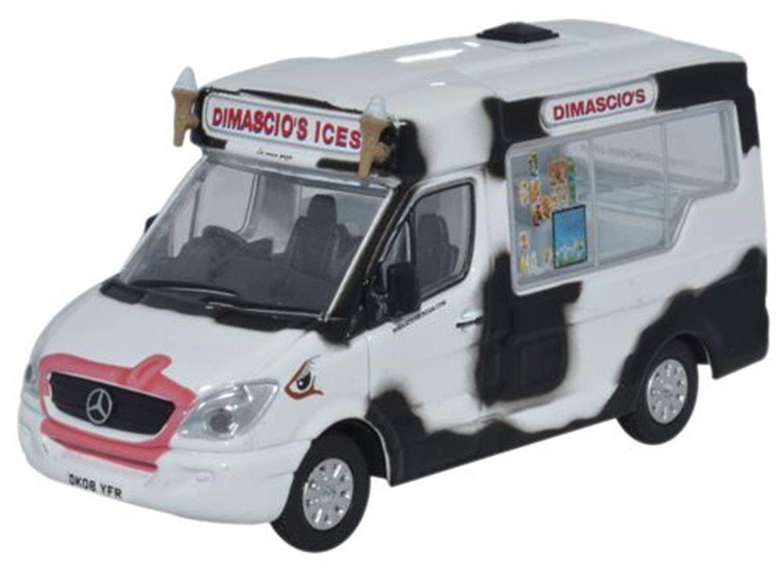 Whitby Mondial Ice Cream Dimaschios