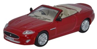 Jaguar XK Convertible Italian Racing Red