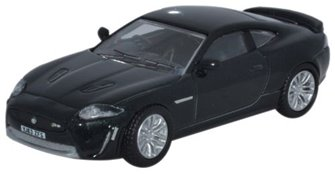 aguar XKR-S Coupe Ultimate Black
