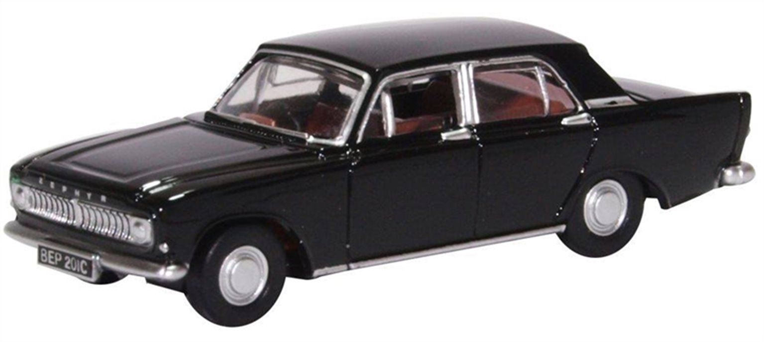 Ford Zephyr Black