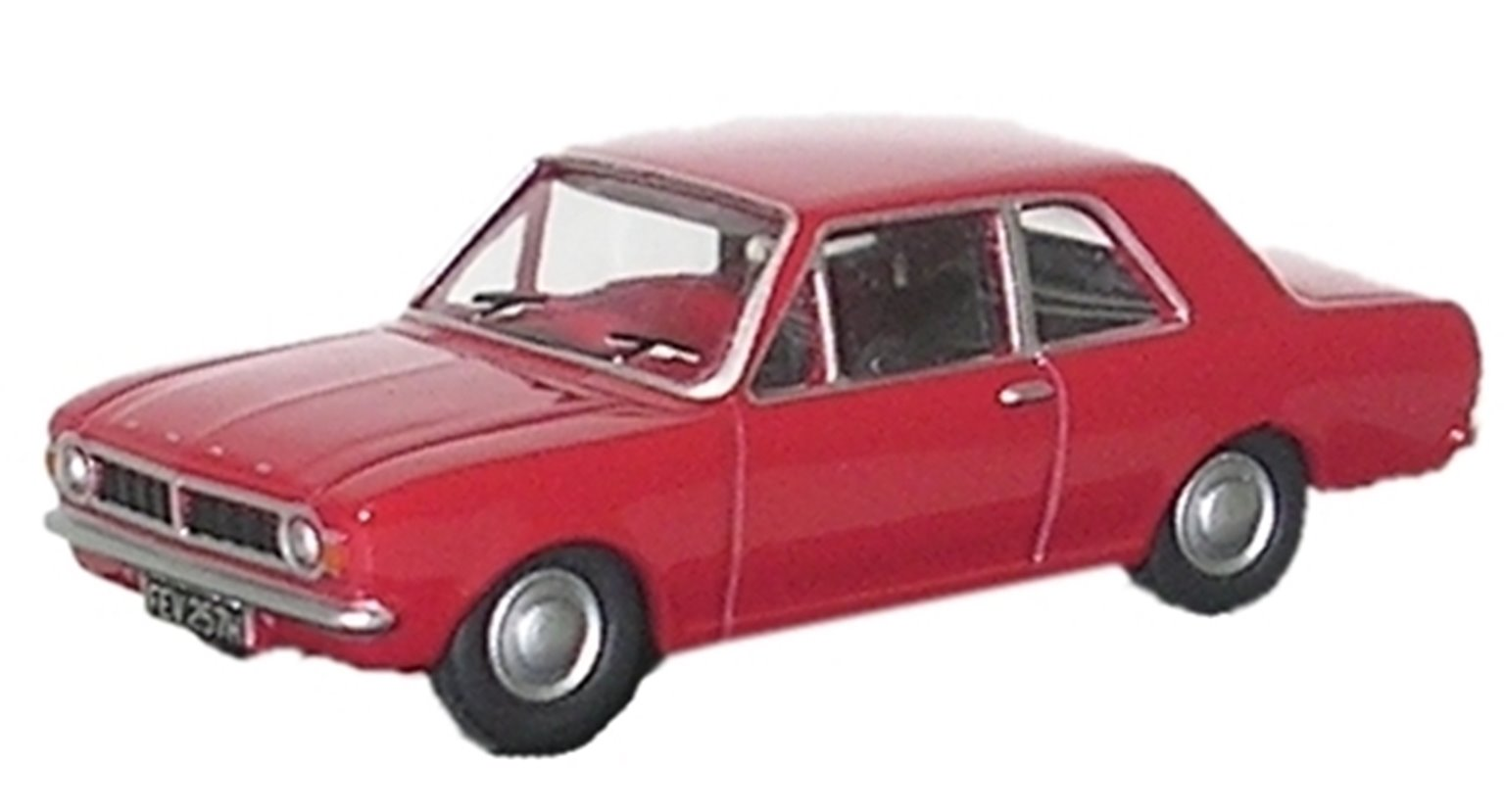 Ford Cortina MKII Red