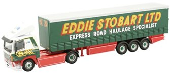 Leyland Daf FT85CT Curtainside Eddie Stobart