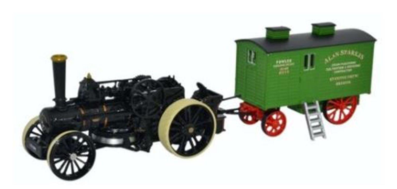 Fowler BB1 Plough Engine No 15222 Bristol Rover