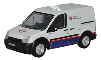 76FTC011 Ford Transit Connect London Underground